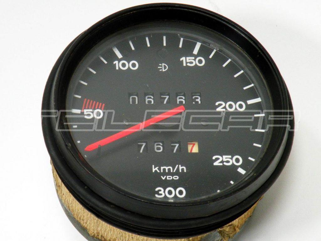 porsche 911 instrument tachometer 10 300km h speedometer 91164153000 teilecar porsche
